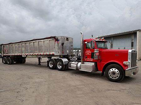 End Dump Truck >> End Dump Division